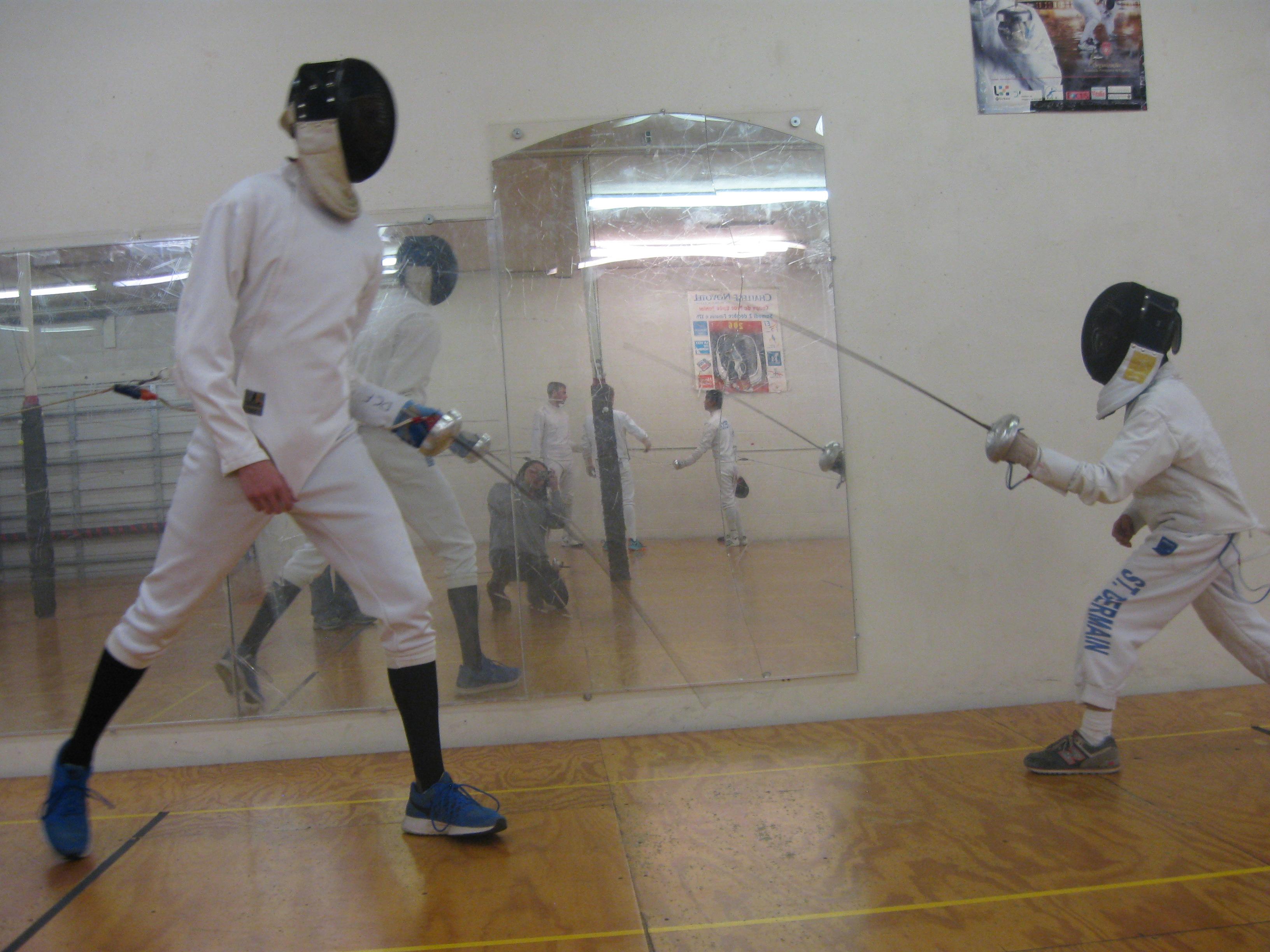 Duke City Fencing