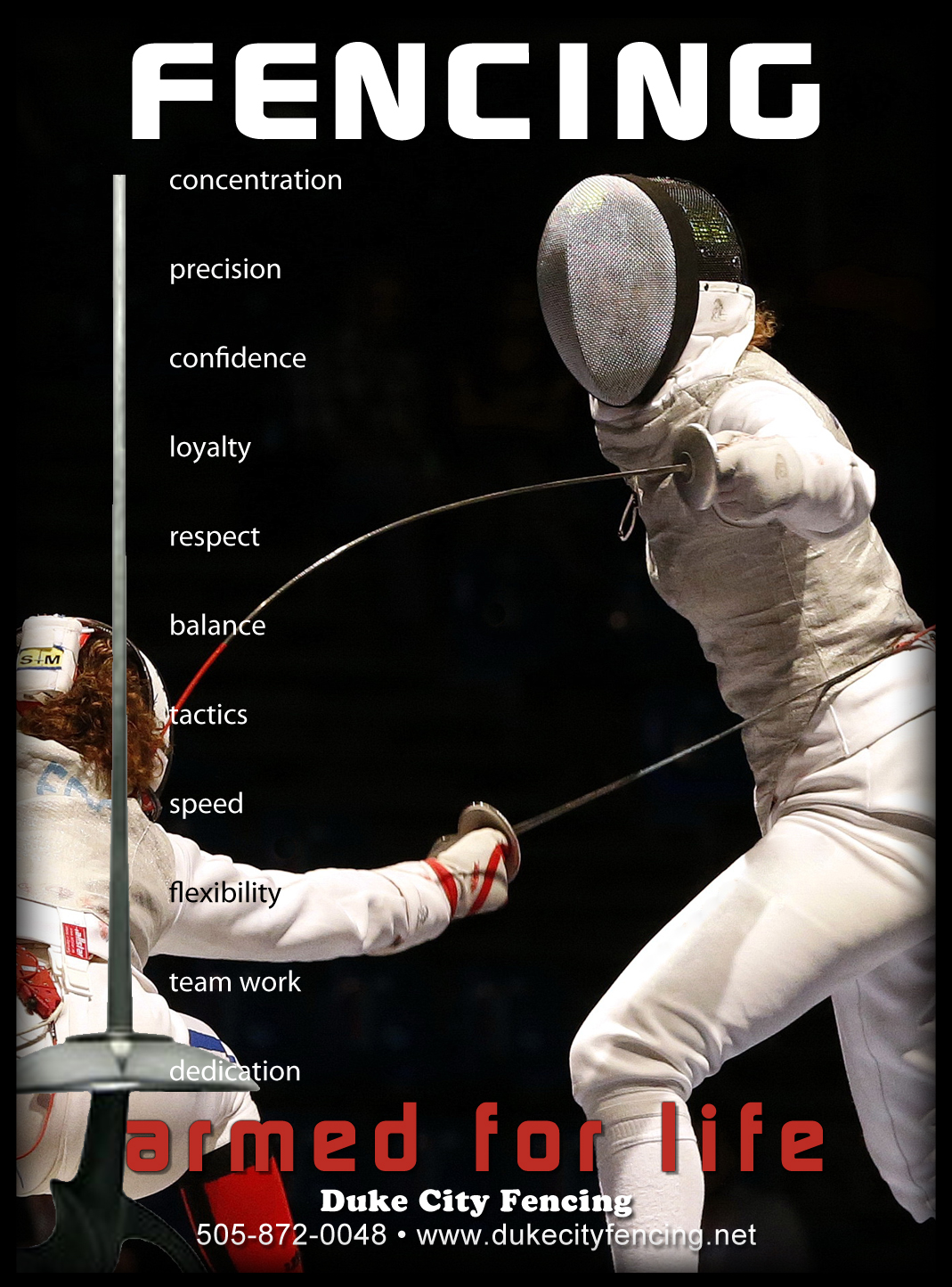 Duke City Fencing